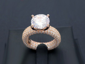 Inel din argint Perfect Engagement Ring ARG200