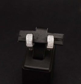 Cercei Cu Tortita Argint 925 Spotlight ARG359A