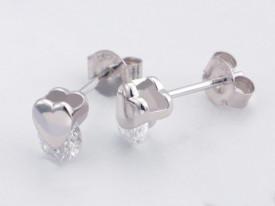 Cercei din argint Little cod ARG51