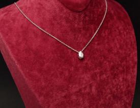 Colier din argint Lacrima Arg339