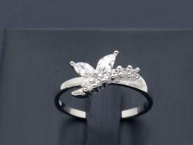 Inel din argint My Crystal Wish -- ARG141A