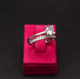 Inel Argint 925 Dama Verigheta Arg129