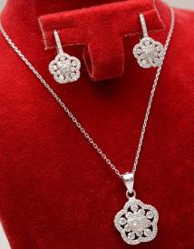 Set elegant din argint SET308