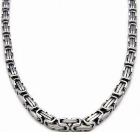 Lant inox Argintiu Solid L80