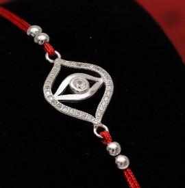 Bratara Snur --- Argint Cu Pietre ARG97