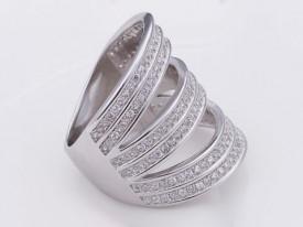 Inel Argint 925 DAMA --LUNG-- cod ARG214