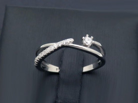 Inel Logodna Argint 925 ARG145A
