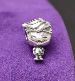 Talisman din argint CUTE PLAYMATE-CHA 1006