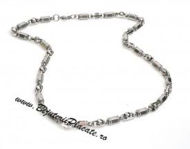 Lant inox Argintiu L73