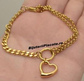 Bratara Inox Dama -HEART- BF955