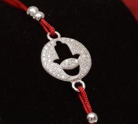 Bratara Snur ---HAND--- Argint Cu Pietre ARG95