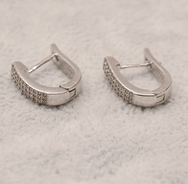 Cercei din argint Beautiful cod ARG161
