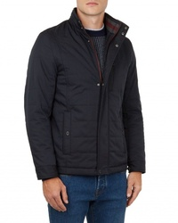 Reller Quilted Harrington Jacket