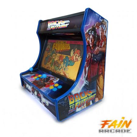 Cabinet Arcade Bartop Back to The Future
