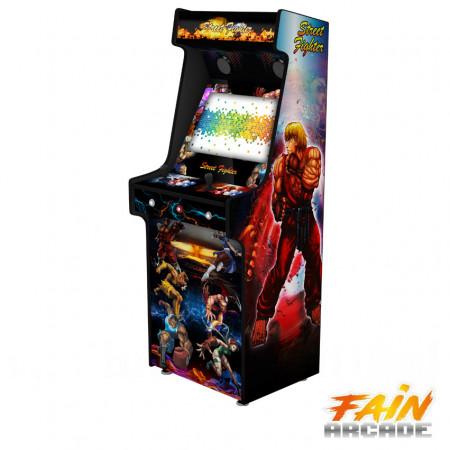 Cabinet Arcade Street Fighter Clasic 5.000 GAMES