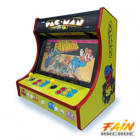 Cabinet Arcade Bartop Pac-Man