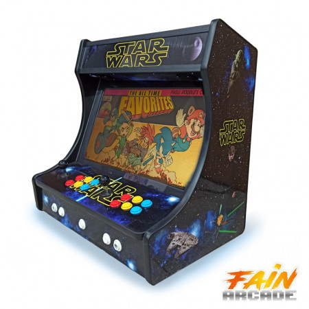 Cabinet Arcade Bartop Star Wars