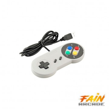 Poze Gamepad SNES usb