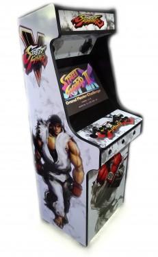 Poze Cabinet ARCADE cu Retropie 15.000 jocuri