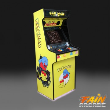 Poze Cabinet Arcade Pac-man clasic 5.000 GAMES