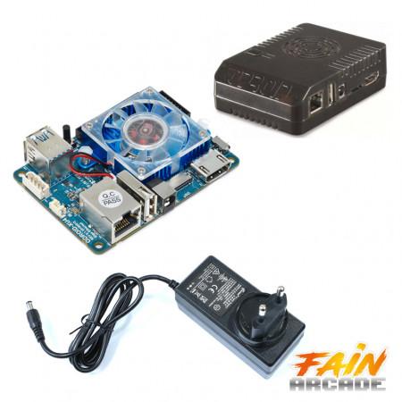 Poze Kit Mini Computer ODROID-XU4