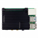 Carcasa radiator din aluminiu pentru Raspberry Pi 4