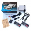Consola retro 8-bit 620 jocuri Entertainment System NES replica