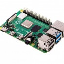 Placa de baza Raspberry Pi 4 Model B/1GB 1.5ghz