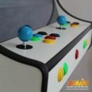 Funkycade Cabinet Arcade de perete