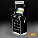 Kit Carcasa Cabinet Arcade Complet