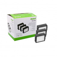 Set 3 filtre hepa aspiarator Irobot Romba