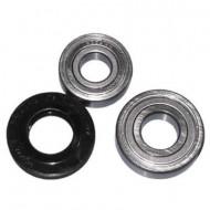 Kit Rulmenti masina de spalat Daewoo DWD-F1011, DWD-F1012 Rulment 6205, 6206 SKF Simering 37X66X9.5/12