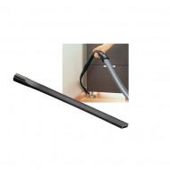 Perie aspirator spatii inguste flexibila cu adaptor 32 + 35mm