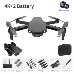 Drona Quadcopter Dual camera - camera 4K (doi acumulatori)