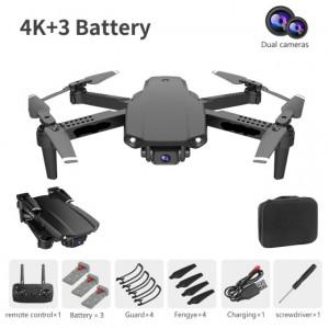 Drona Quadcopter Dual camera - camera 4K (trei acumulatori)