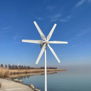 Turbina eoliana 24v 800w cu controler MPPT
