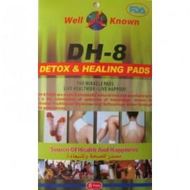 Plasturi pentru detoxifiere  si terapie DH-8