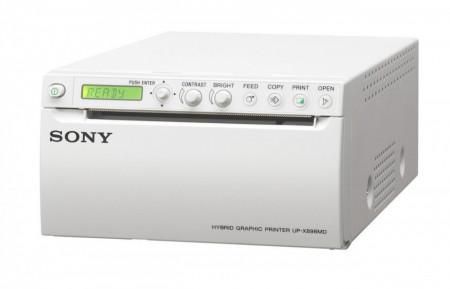 Slika Dostupno Sony UPX898MD White Hybrid Video Graphic Printer Sony Medical