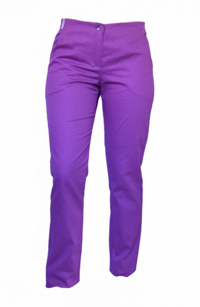 Slika Dostupno Zenske Purple pantalone za zdravsvene radnike