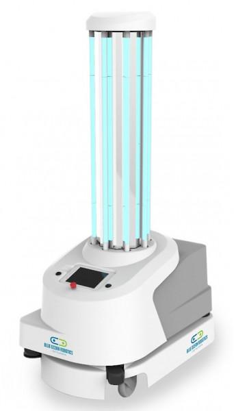 Slika Robot UV Hospital Disinfection