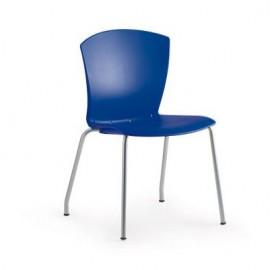 Slika Stolica za cekaonicu L-16 i trpezariju