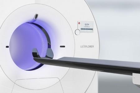 Slika United imaging Pet Explorer UIHs PET/CT skener celog tela
