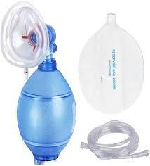 Slika Ambulantni Balon sa maskama, odrasli, deca pedijatrija, Emergency Balloon Manual Resuscitator