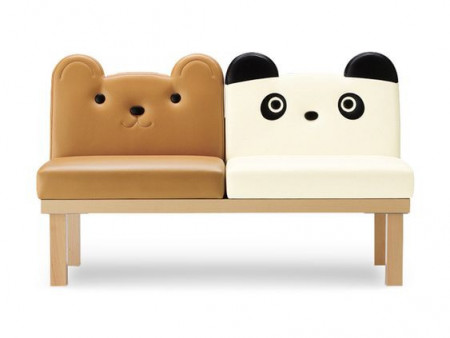 Slika Animal Bench- Pedijatrija