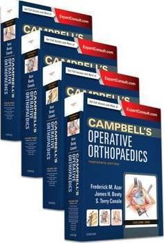 Slika Campbell's Operative Orthopaedics, 4-Volume Set