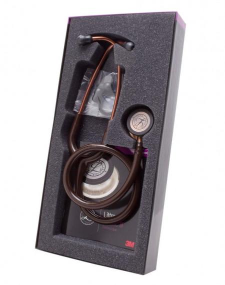 Classic 3. 3M Littmann Stethoscope Chocolate Copper Finish