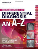 Slika French's Index of Differential Diagnosis An A-Z 16th Edition