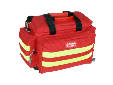 Slika GIMA SMART BAG - small - red, Patronazna torba 45cmX30cmX28cm