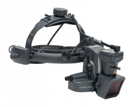 Slika HEINE OMEGA® 500 with DV 1 Digital Video Camera