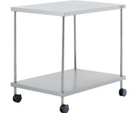 Slika Hirurski Radni sto na tockovima L40
